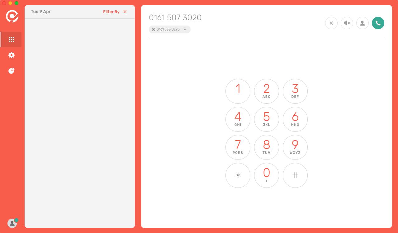 circleloop-calling-interface