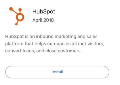 intall-hubspot-integration